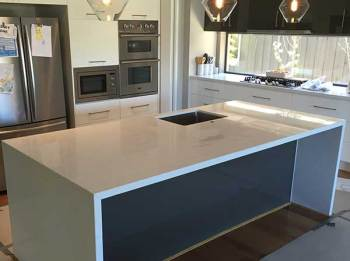 Caesarstone Kitchen Benchtop, Ferntree Gully