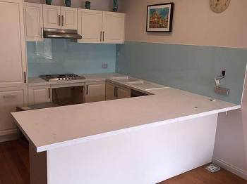 Caesarstone Kitchen Benchtop Montmorency