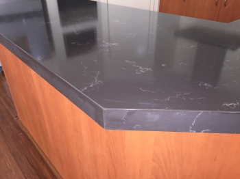 Engineered Stone Kitchen Benchtop, Croydon Hills