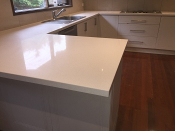 Engineered Stone Kitchen Benchtop, Doncaster