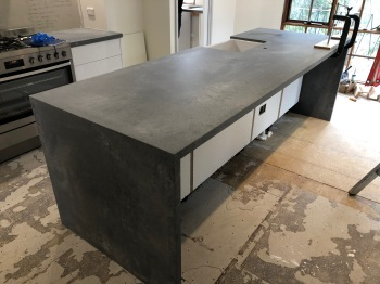 CaesarStone, Rugged Concrete 4033, Blackburn