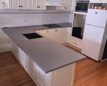 Laminate Kitchen Benchtop, Mitcham