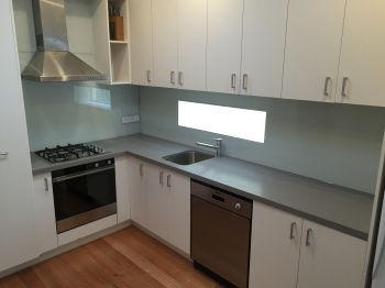 Laminate Kitchen Benchtop, Collingwood