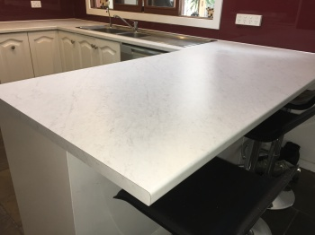 Laminate Kitchen Benchtop, Kilsyth