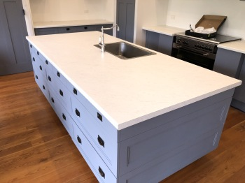 Laminate Kitchen Benchtop, Malvern East