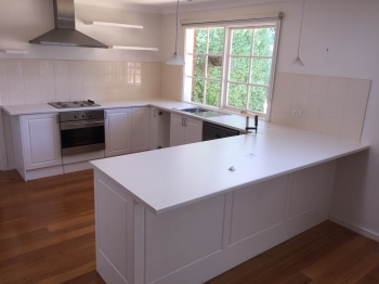 Laminate Kitchen Benchtop, Ringwood North
