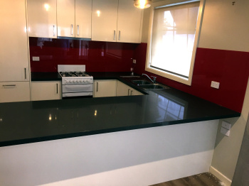 Glass Splashback, Macleod