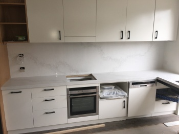 Engineered Stone Splashback, Richmond