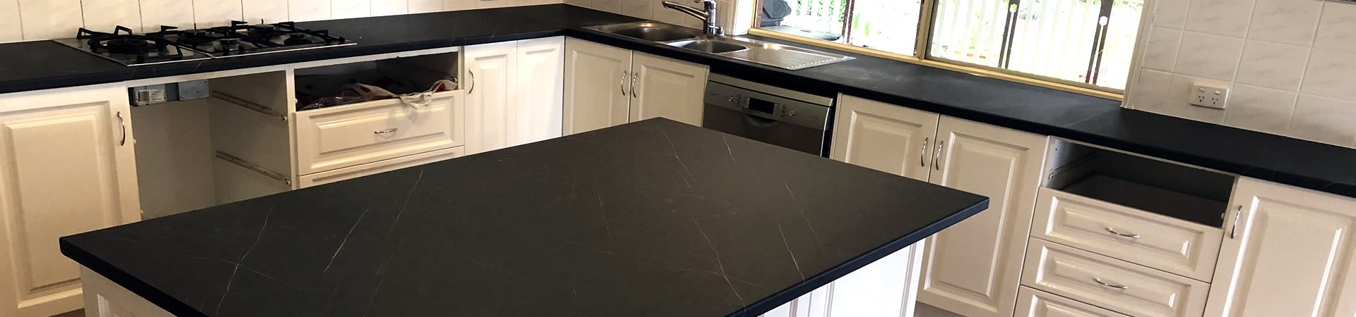 Laminate Kitchen Benchtop